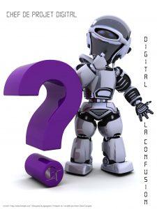 "Chef de projet digital : ""le digital la confusion"" #7"